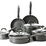Today Only – Cuisinart 10-Piece Aluminum Nonstick Cookware Set For $59.99 Shipped!
