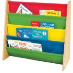 Tot Tutors Book Rack, Primary Colors – For $22.49!