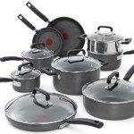 Today Only – T-fal 15 Piece Signature Hard Anodized Durable Nonstick Thermo-Spot Heat Indicator Cookware Set For Only $99.99 Shipped!