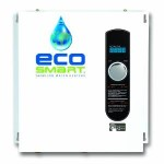 Ecosmart Electric Tankless Water Heater & Lifetime Warranty For Just $360! (Today Only)