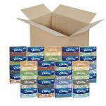 Case Of 36 Kleenex Facial Tissue Boxes For 69¢ – 77¢ Per Tissue Box Shipped!