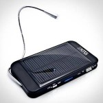 Premium Solar Charger for Cell Phones, iPhone, iPod, and Most USB Powered Device For Just $14.99!