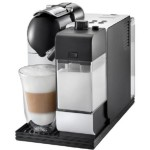 DeLonghi White Lattissima Plus Nespresso Capsule System – $289.95 w/Free Shipping!