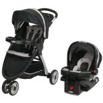 Hot! Graco FastAction Fold Sport Stroller Click Connect Travel System For Just $117!! (AR)