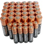 30 Duracell AA Batteries + 10 AAA Batteries For $15.99 w/Free Shipping