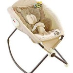 Fisher-Price My Little Snugabear Deluxe Rock n' Play Sleeper For Only $36!