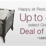 Ends Tonight – Up to 40% Off Select Graco Playards, Swings, and Rockers – Graco Pack 'n Play Only $46.99!