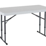 Folding Tables, Folding Chairs, Folding Beds, Shoplights & Other Important Goodies