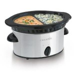 Crock-Pot Double Dipper Warmer Slow Cooker – $14.88 From Amazon!
