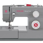 Today Only – Singer Heavy Duty Extra-High Speed Sewing Machine w/SS Bedplate For Only $99.99 Shipped!