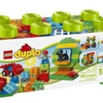 LEGO DUPLO Creative Play All-in-One-Box-of-Fun For $21.66 From Amazon!