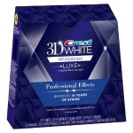 Crest 3D White Whitestrips Professional Effects – Teeth Whitening Kit 20 Treatments For $25.99!