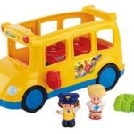 Fisher-Price Little People Lil Movers School Bus – $10.88 From Amazon!