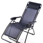 Outsunny Zero Gravity Recliner Lounge Patio Pool Chair For $50.94 Shipped!