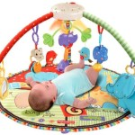 Fisher-Price Luv U Zoo Deluxe Musical Mobile Gym For $35.69 Shipped From Amazon!