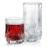 Bloomingdales: Luminarc 16-Piece Glassware Set For $13.59 + Bowl Set For $13.59 + Free Shipping!