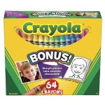 Cra-Z-art Crayons, 64 Count For $1.64 – Crayola 64 Ct Crayons For $2.89!