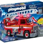 PLAYMOBIL Rescue Ladder Unit For $19.99 at Amazon!