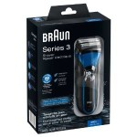 Braun 3Series 340S-4 Wet & Dry Shaver Currently at $39.95 + Free Shipping!