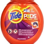Tide Pods Laundry Detergent – 77 Count – For $13.37-$16.25 w/Free Shipping!