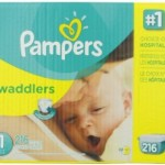Big Case of Pampers Diapers For As Low As $32.99 Shipped + Case Of Wipes For As Low As $7.57 Shipped!