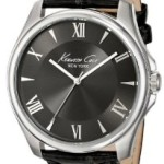 Kenneth Cole New York Men's Classic Black Strap Watch For Just $36.99 & Free Shipping!