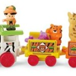 Fisher-Price Little People Musical Zoo Train For $14.44 From Amazon!