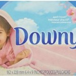 Downy Fabric Softener April Fresh Sheets, 40 Count – For Only $0.07 Cents!!