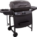 Char-Broil 530 inch 35,000-BTU 2-Burner Gas Grill w/8,000-BTU Side Burner For Just $99.99 Shipped!