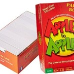 Amazon Lightning Deal – Apples to Apples Party Box Game For $11.99!