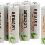 AmazonBasics AA Rechargeable Batteries (8-Pack) Pre-charged – $13.97!