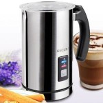 Secura Automatic Electric Milk Frother and Warmer – $39.95 & Free Shipping!