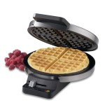Cuisinart Round Classic Waffle Maker – $19.99 From Amazon!