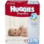 Case Of Huggies Diapers For As Low As $29.97 Shipped!