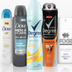 Get A FREE Bottle Of Axe, Degree, Or Dove Dry Deodorant!