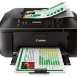 Canon PIXMA MX472 Wireless All-In-One Inkjet Printer For $39.99 Shipped!