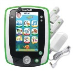 LeapFrog LeapPad2 Power Learning Tablet + Bonus Charger Pack For Only $49 & Free Shipping!