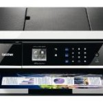 Brother Printer Business Smart Multi-Function Inkjet and Wireless Color Photo Printer w/Scanner, Copier and Fax – $99.99 & Free Shipping!