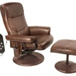 Leisure Massage Reclining Chair with Heat In Comfort Soft Upholstery For $149.99 + Free Shipping!