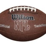Wilson NFL MVP Football For $6.99!