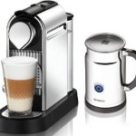 Nespresso Citiz Espresso Maker with Aeroccino Plus Milk Frother – $199 + Free Shipping!