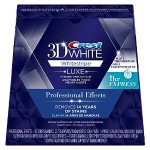 Lightning Deal -Crest 3D Whitestrips 20 Treatments +Crest 3D Whitestrips 1 Hour Express For Just $21.99!