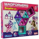 Magformers Inspire 30 Piece Set For $29.99!