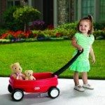 Little Tikes Lil' Wagon For Just $18.91!