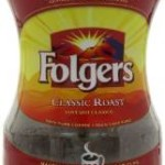 Folgers Classic Roast Instant Coffee, 3 Count For Just $10.17-$11.37 w/Free Shipping!