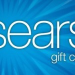 20% Off Sears Gift Cards!
