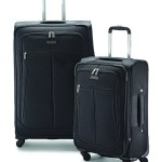 Samsonite Lightweight Two-Piece Softside Spinner Set For $149.99 w/Free Shipping!