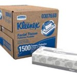 Case of Kleenex Facial Tissue Convenience Pack (12 Boxes of 125) For $12.01-$13.86 Shipped!