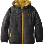 Skechers Big Boys' Reversible Hooded Puffer Coat For Just $20.99!