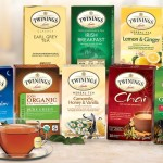 3 FREE Samples of Twinings of London Tea